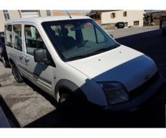 Furgoneta Ford Tourneo Connect.