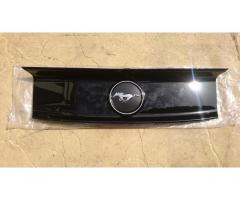 Ford Mustang 2015-18 Tapa Maletero Embellecedor+Logo (Trunk Cover #6342528)